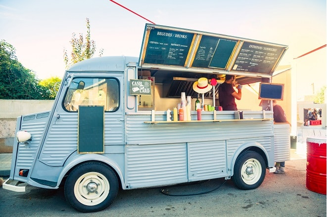 food truck - small business