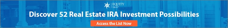 Discover 52 Real Estate IRA Investment Possibilities