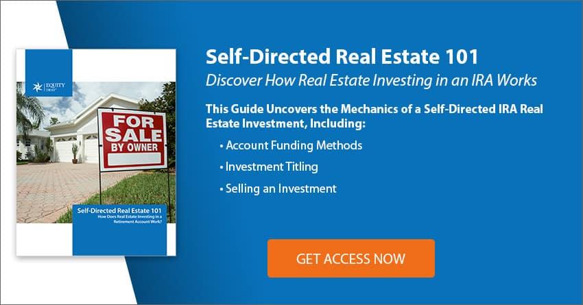 Self-Directed Real Estate 101 Guide